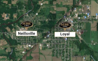 Citizens Accounting of Neillsville & Loyal join MBE CPAs