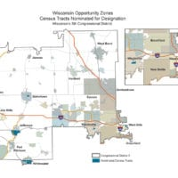 Opportunity Zone Map Congressional District 5