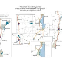 Opportunity Zone Map Congressional District 6