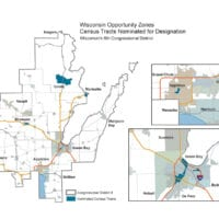 Opportunity Zone Map Congressional District 8