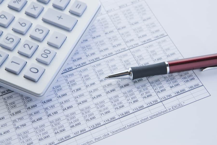 Benefit transactions are seen on the balance sheet.